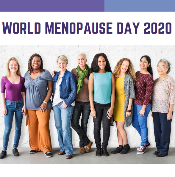 World Menopause Day poster