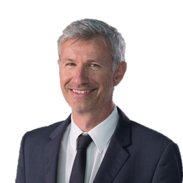 Hervé Udriot, Theramex Chief Operations Officer